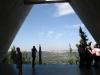 Blik op Jeruzalem vanuit Yad Vashem