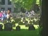Kerkhof in Boston