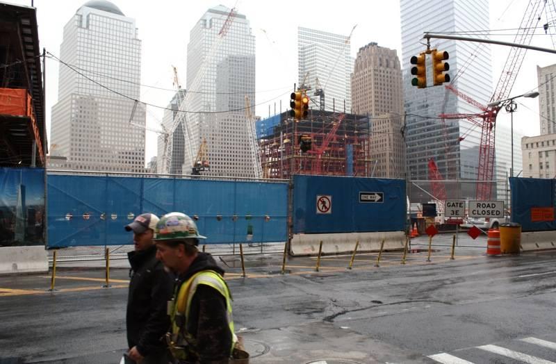Nieuwe Twin Towers