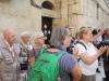 Verwondering bij Grafkerk Jeruzalem
