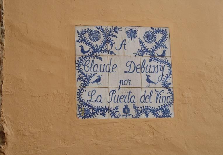 Ode in het Alhambra