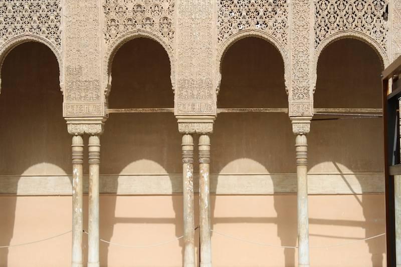 In het Alhambra