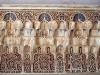 Muur in het Alhambra