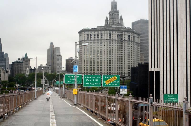 Welkom op Manhattan