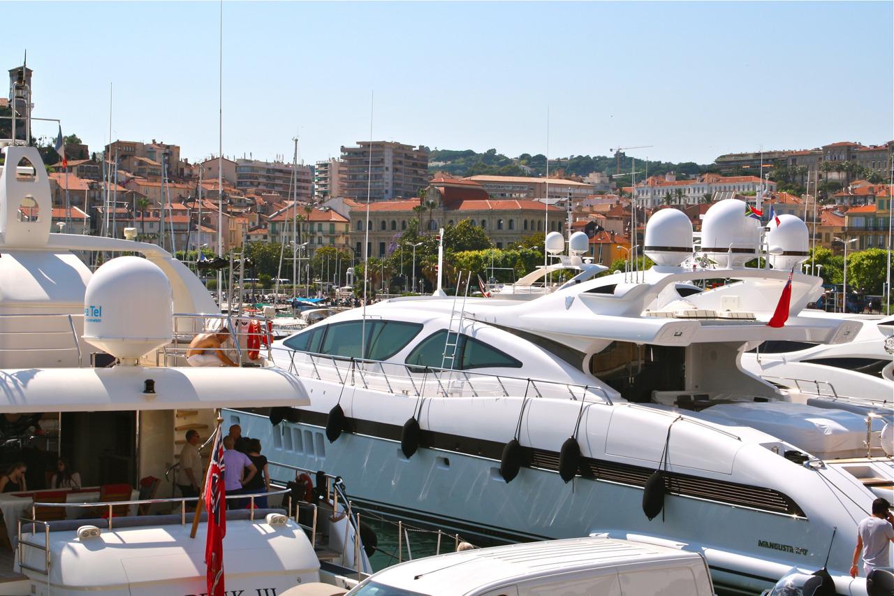 Haven van Cannes