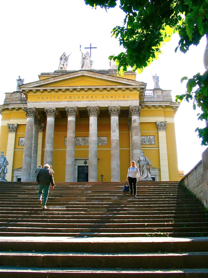 Kathedraal van Eger