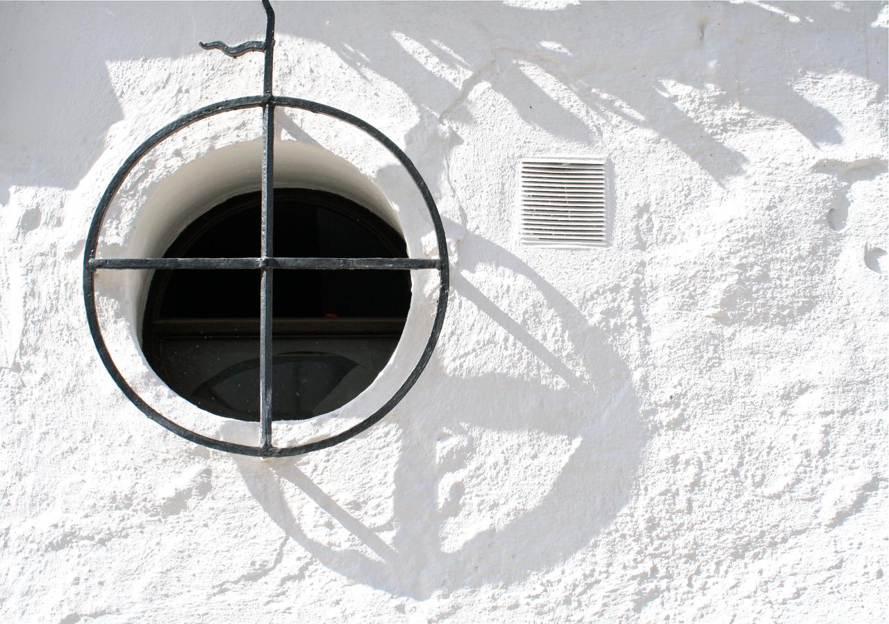 Muur in Sevilla